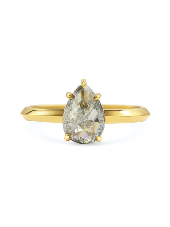 X - Pallene Ring - Rachel Boston Jewellery