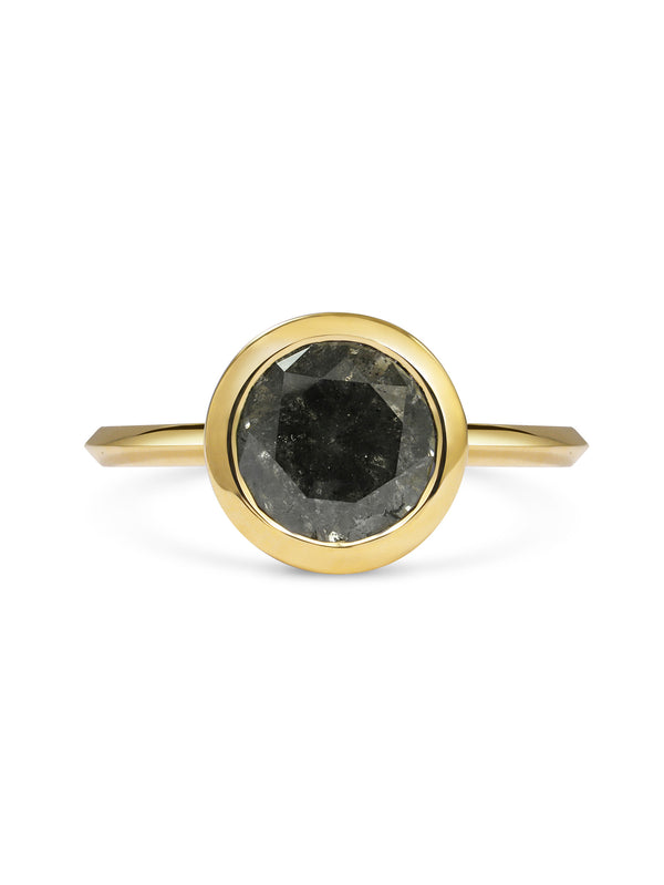 Perseus Black Ring - Rachel Boston Jewellery