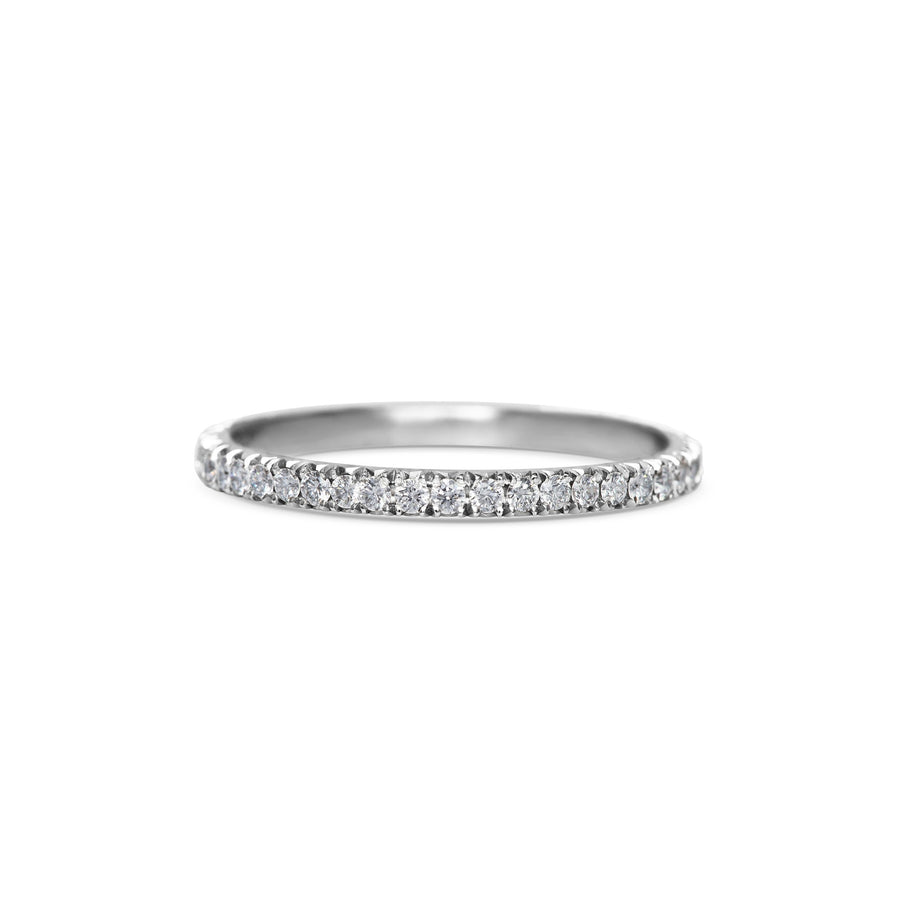 Diamond Circulum Band - 1.5mm
