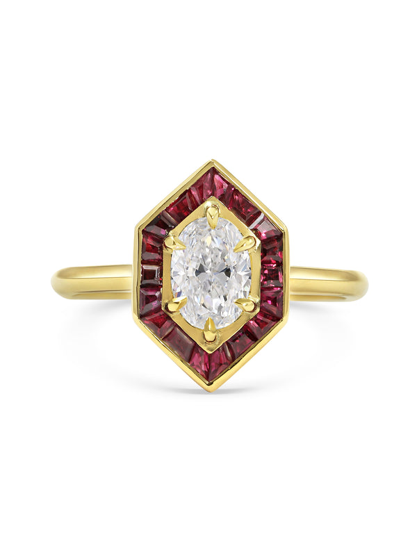 Rennie Ring - Rachel Boston Jewellery