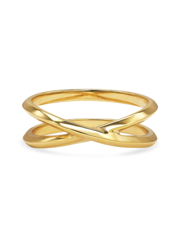 X RING - Rachel Boston Jewellery