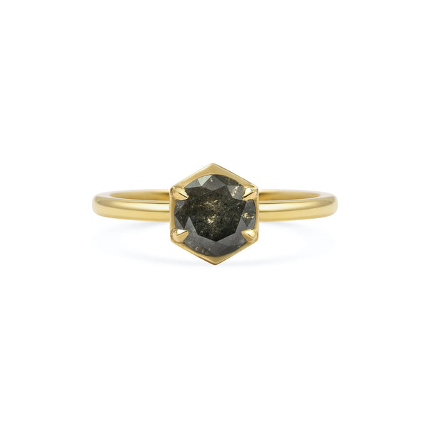 Aquila - Dark Grey Ring