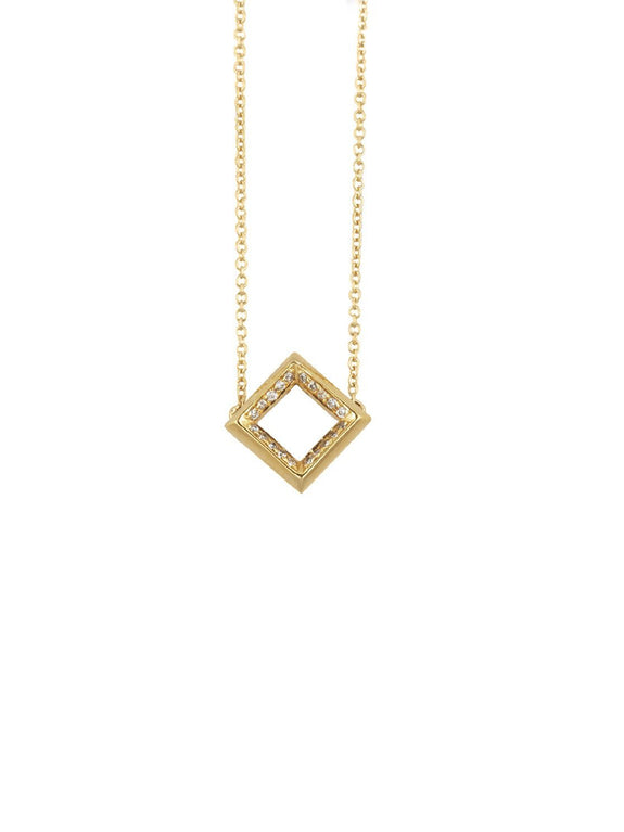 Ing Necklace - Rachel Boston Jewellery