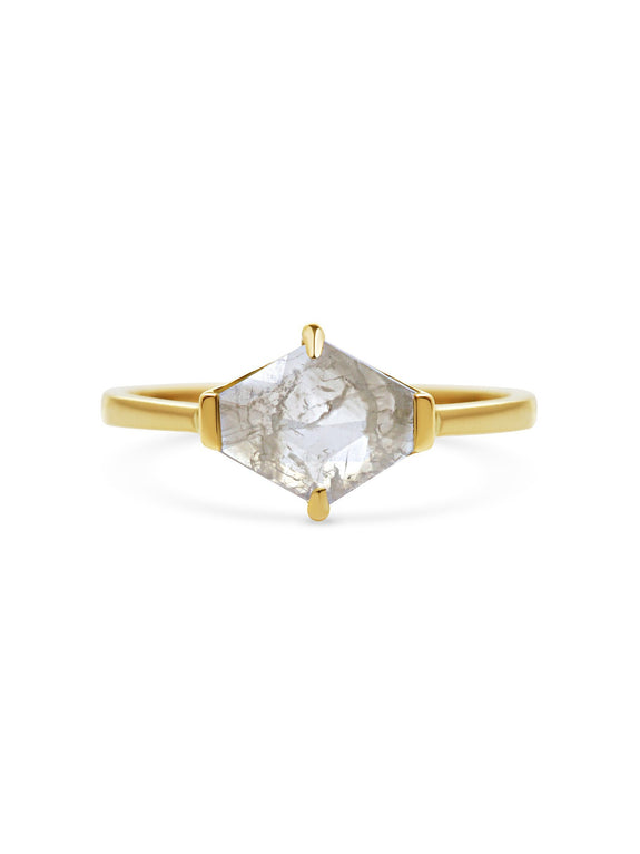 X - Raet Ring - Rachel Boston Jewellery