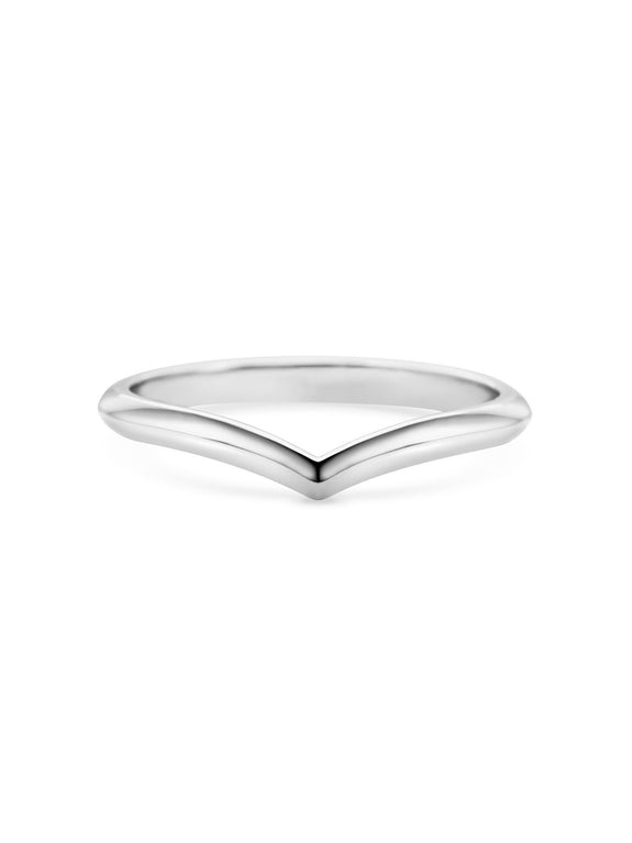 Single Curva Band - Rachel Boston Jewellery