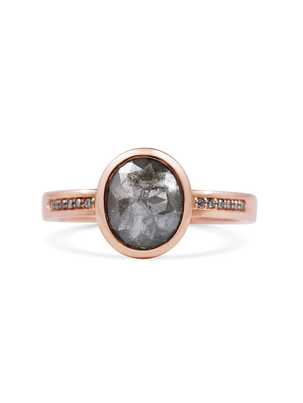 X - Amunet Ring - Rachel Boston Jewellery