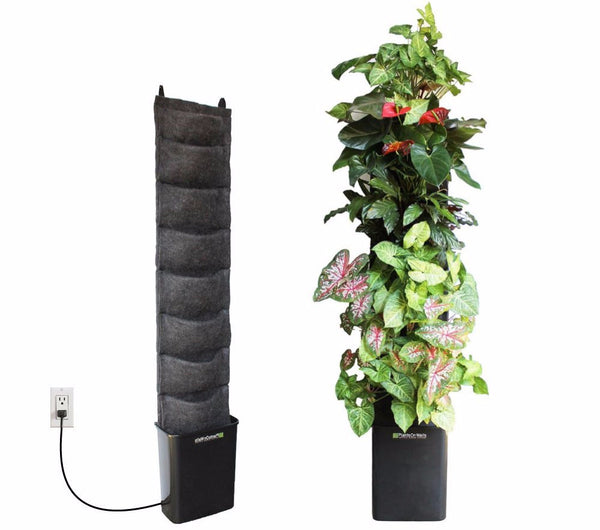 Florafelt Living Wall Kit - 8 Pockets