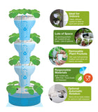 Foody 12 Hydroponic Tower