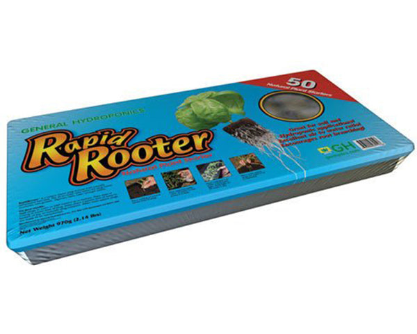 Rapid Rooter Starter Plugs - Tray