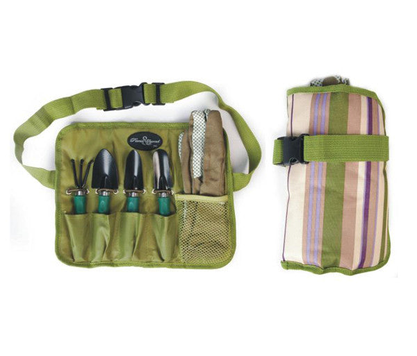 Indoor Garden Tools Kit w/ Carry Pack