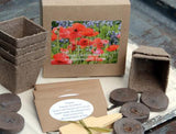 Poppy Seeds & Old Fashioned Flowers Kit