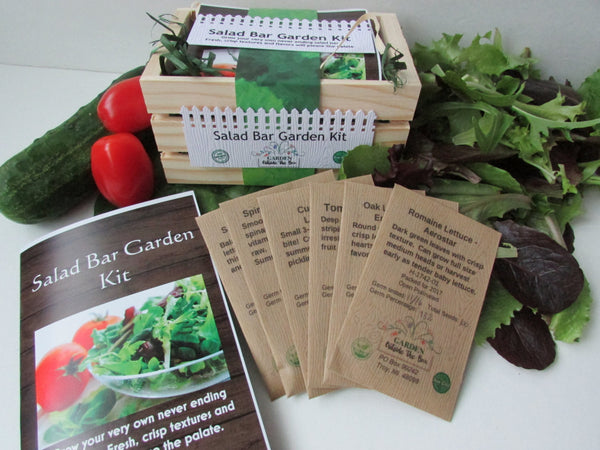 Salad Bar Garden Kit