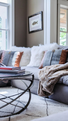 interior design of a Stowe Kitchen Bath & Linens living room