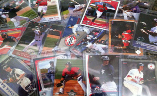 Minor League Baseball Card Singles