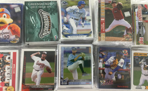 Minor League Baseball Card Team Sets