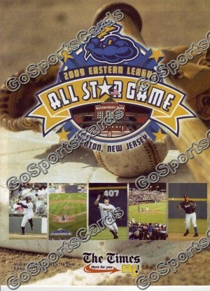 2009 Eastern League All Star Program (SGA)