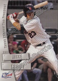 2011 Texas League Top Prospects Team Set