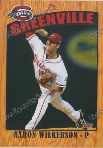 2015 Greenville Drive Team Set