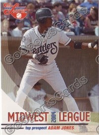 2004 Midwest League Top Prospects Adam Jones