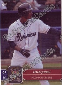 2007 Pacific Coast League All Star MultiAd Adam Jones