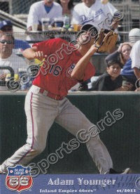 2011 Inland Empires 66ers Adam Younger