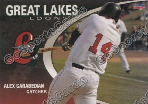 2008 Great Lakes Loons Alex Garabedian