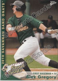 2010 Savannah Sand Gnats Alex Gregory