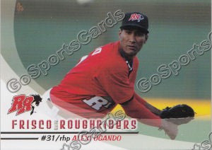 2010 Frisco Roughriders Alexi Ogando