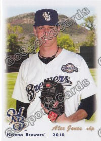 2010 Helena Brewers Alex Jones