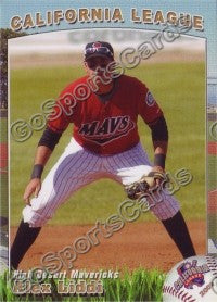 2009 California League All Star Alex Liddi