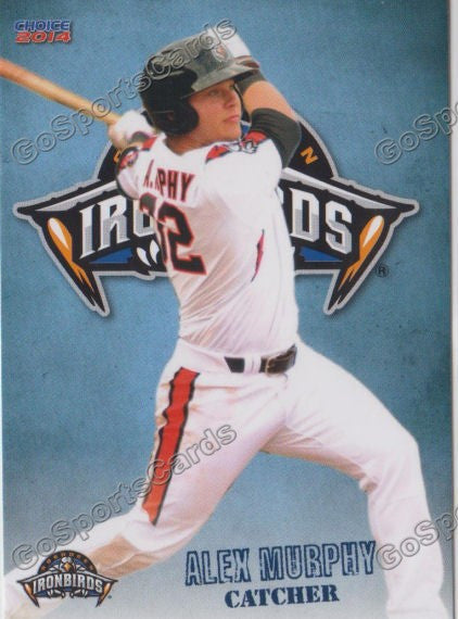 2014 Aberdeen Ironbirds Alex Murphy