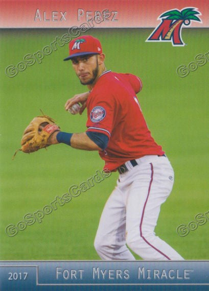 2017 Fort Myers Miracle Alex Perez