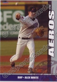 2010 Akron Aeros Team Set