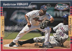2011 Fort Myers Miracle Anderson Hidalgo