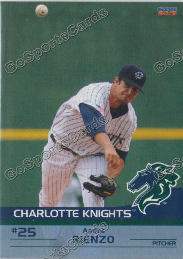 2013 Charlotte Knights Team Set