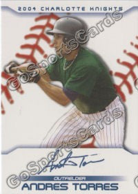 2004 Charlotte Knights Team Set