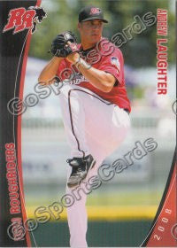 2008 Frisco Roughriders Andrew Laughter