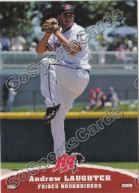 2009 Frisco Roughriders Andrew Laughter