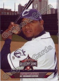 2009 International League All Star Andy Marte