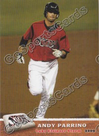 2009 Lake Elsinore Storm Andy Parrino