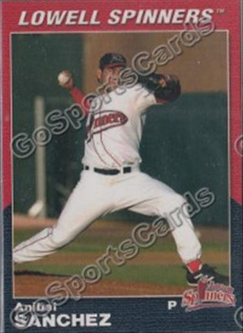 2004 Lowell Spinners Team Set