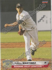 2008 Mahoning Valley Scrappers Anillins Martinez