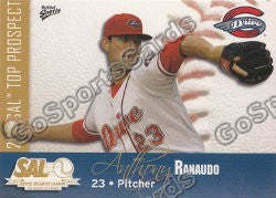 2011 South Atlantic League Top Prospects Anthony Ranaudo