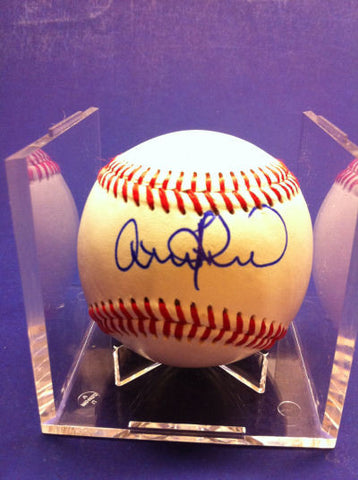 Anthony Ranaudo Signed Baseball Auto