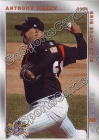 2008 Erie SeaWolves Anthony Tomey