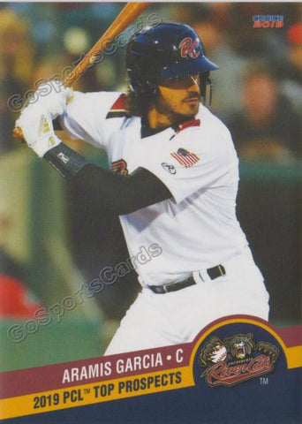 2019 Pacific Coast League Top Prospects Aramis Garcia
