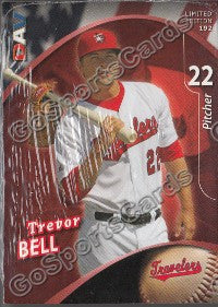 2009 Arkansas Travelers DAV Team Set (Bourjos, Trumbo)
