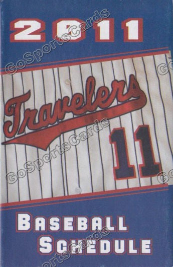 2011 Arkansas Travelers Pocket Schedule