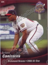 2008 International League All Star Barbaro Canizares