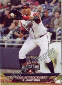 2009 International League All Star Barbaro Canizares